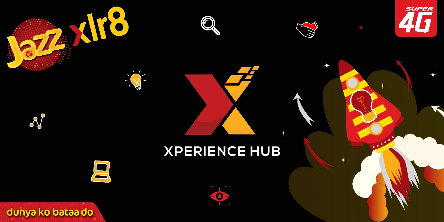 "Jazz Digital Team Launches ""Jazz xlr8 Xperience Hub"""