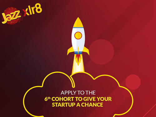 Jazz xlr8 Opens Applications for Startups Across Pakistan