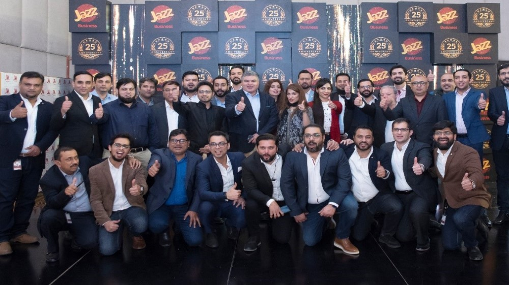 Jazz Business Connects engages business experts in Karachi