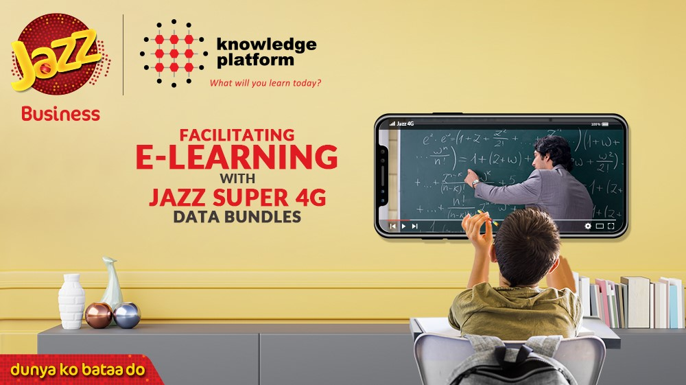 Jazz partners with Knowledge Platform to facilitate e-Learning