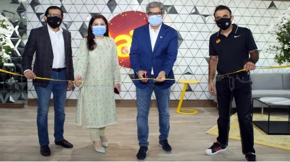 State-of-the-art Jazz Digital House Karachi inaugurated