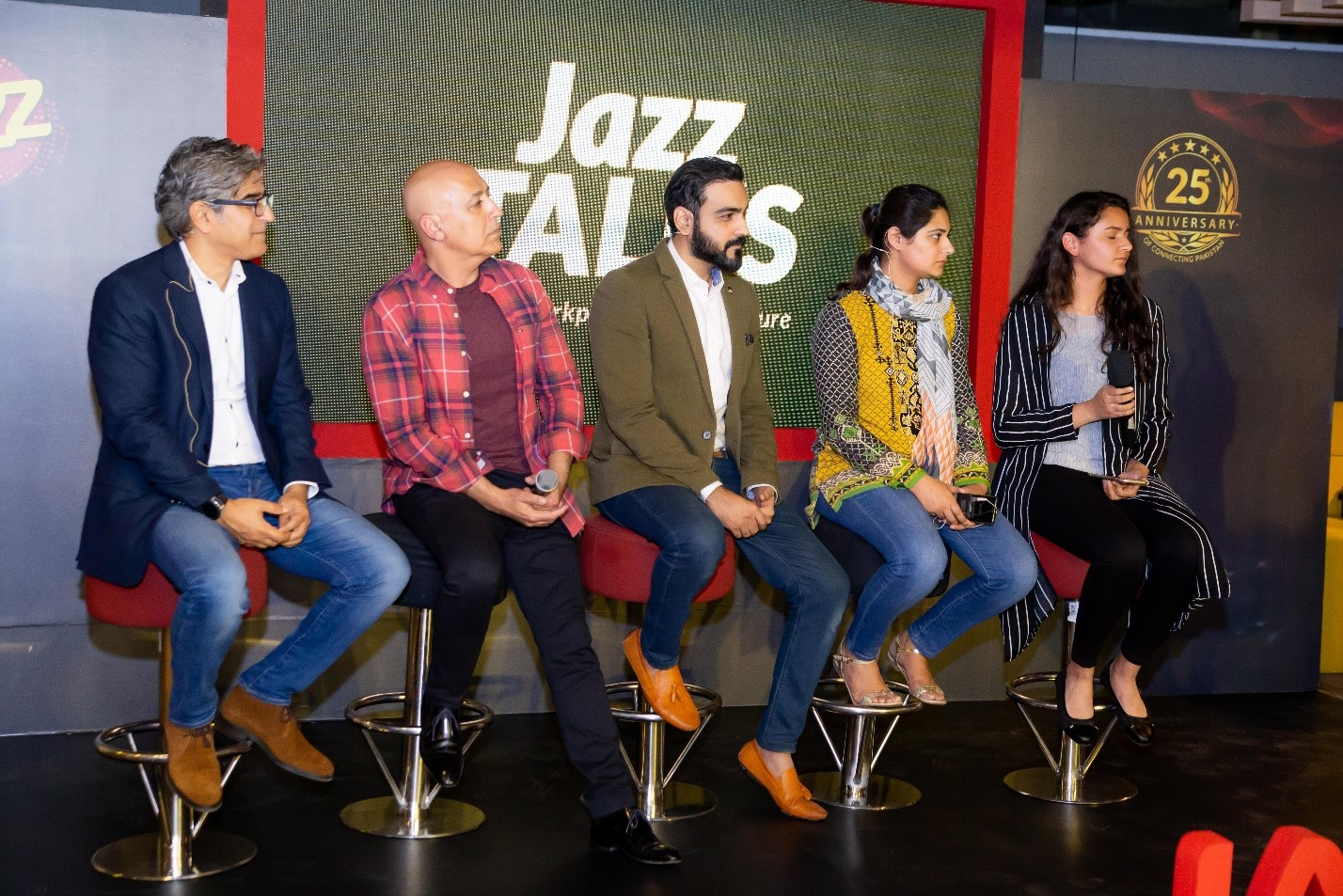 Jazz Talks: The Workplace of the Future
