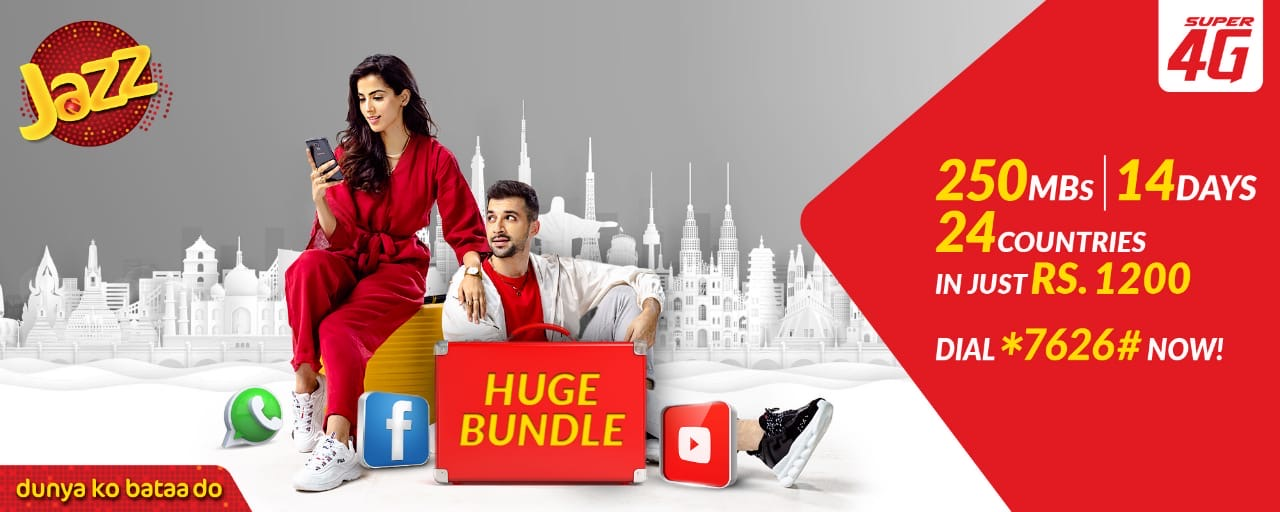 Traveling Abroad? Check out These new Bundles