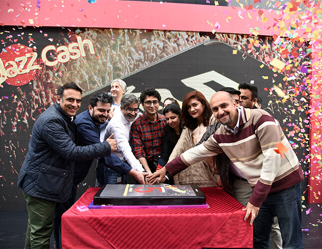 JazzCash Achieves 5 Million Active Mobile-Account Subscribers
