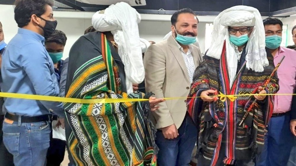 State-of-the-art Jazz Digital House Quetta inaugurated