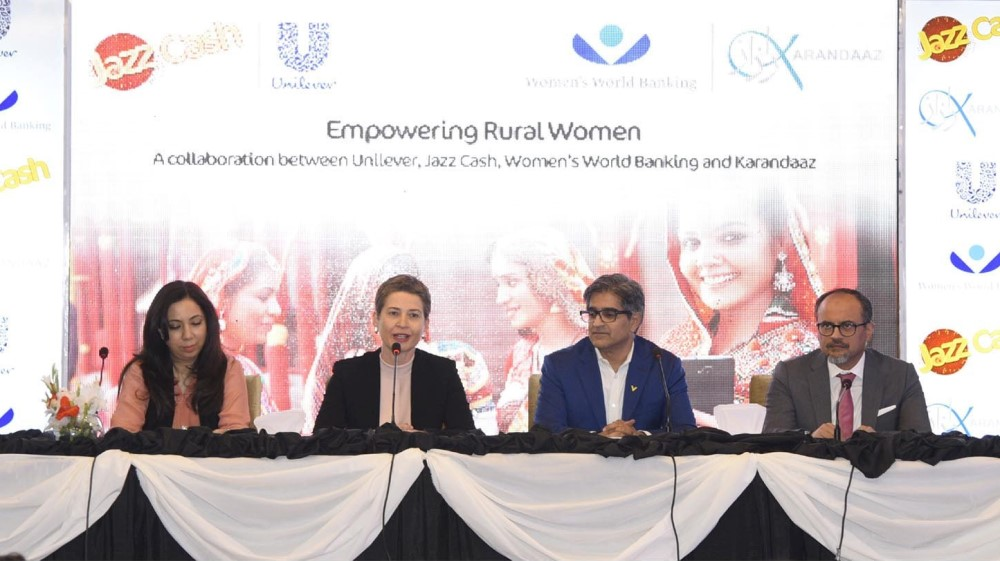 Industry collaboration to promote financial inclusion for women