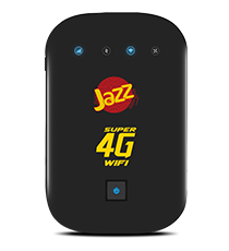 Jazz 4G Wi-Fi Device