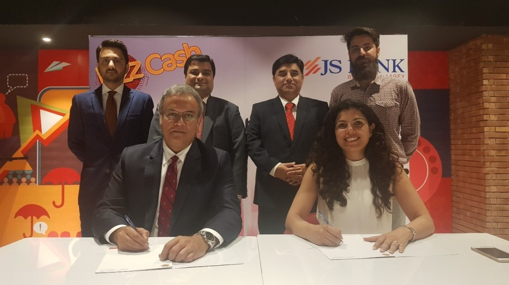 JazzCash and JS Bank to Launch Direct Debit Servicing for the First Time in Pakistan