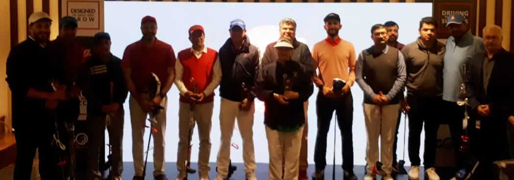 Jazz Golf Tournament 2020 concludes in Lahore