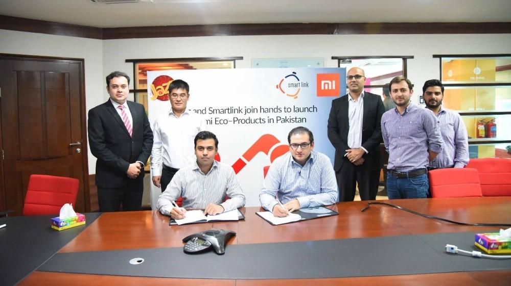 Jazz Partners with Smartlink to Introduce Xiaomi smart devices across Pakistan
