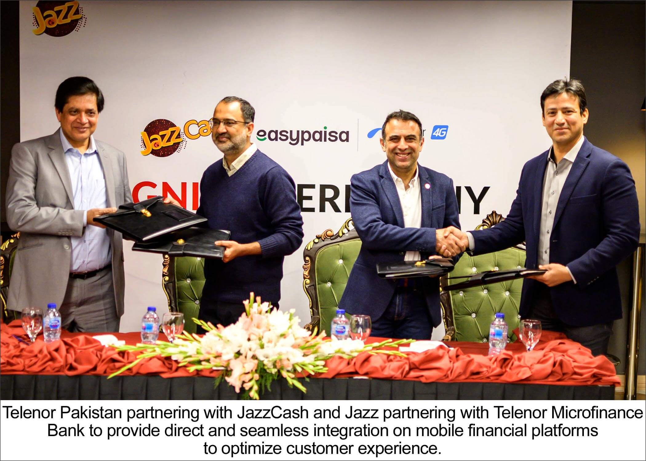 Jazz and Telenor Join Hands to Optimize Customer Experience