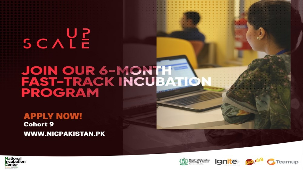 NIC's fast-track incubation program is now open