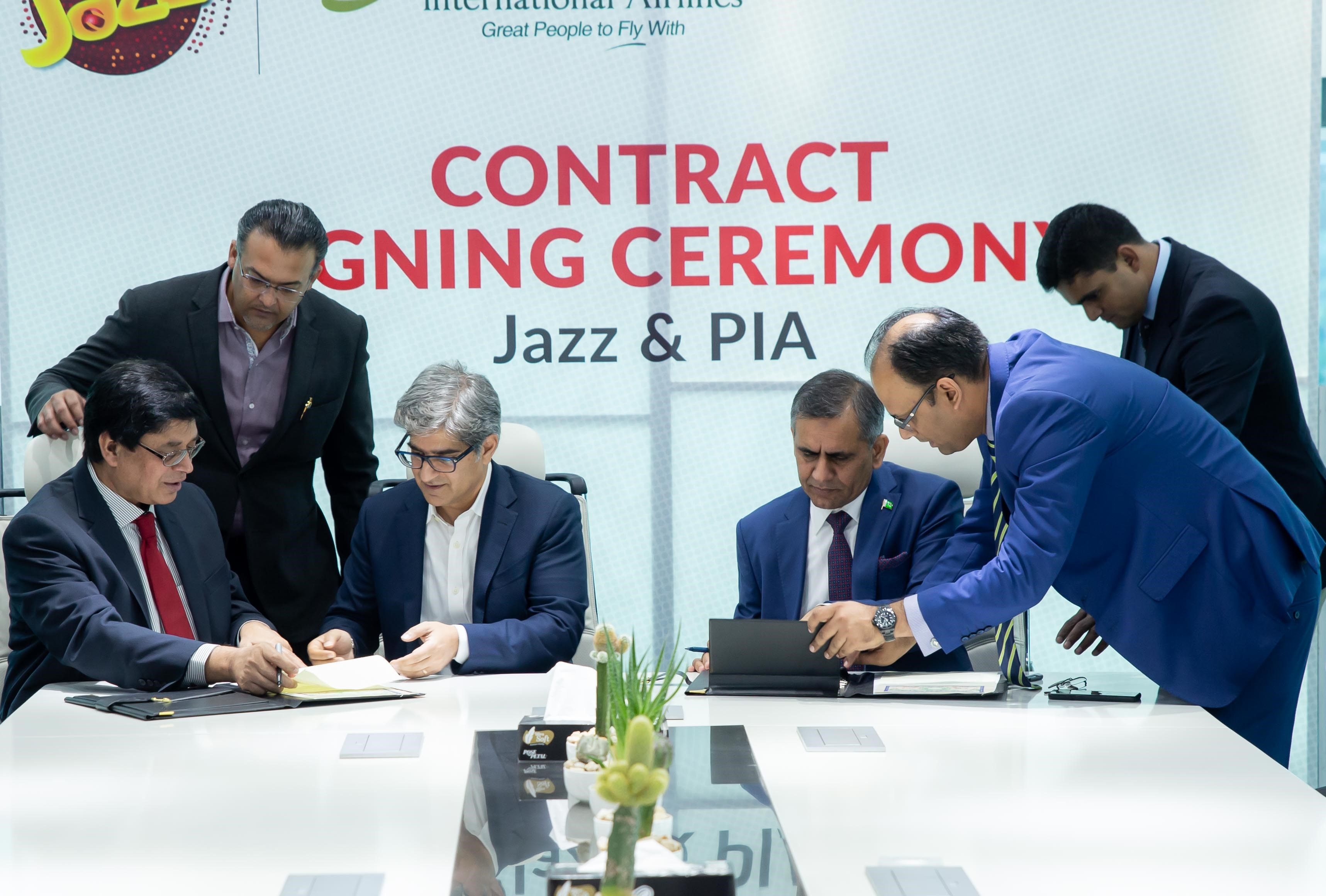 Jazz and PIA join hands to benefit employees and passengers