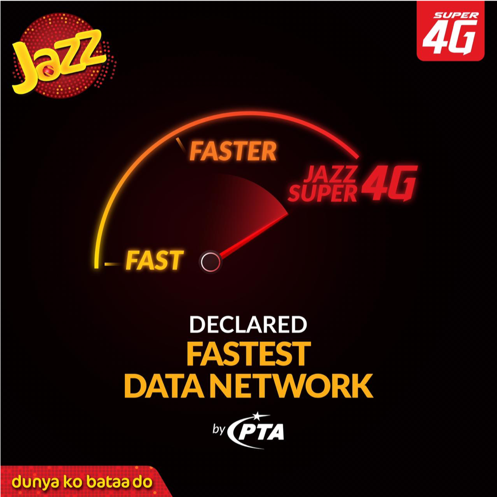 PTA Report - Fastest Data Network