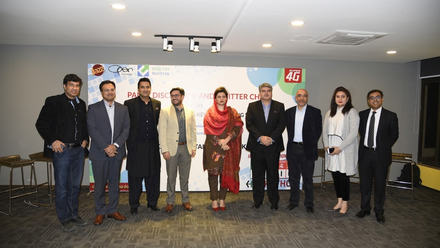 Jazz, Code for Pakistan and OPEN Islamabad announce SDG Hackathon 2018