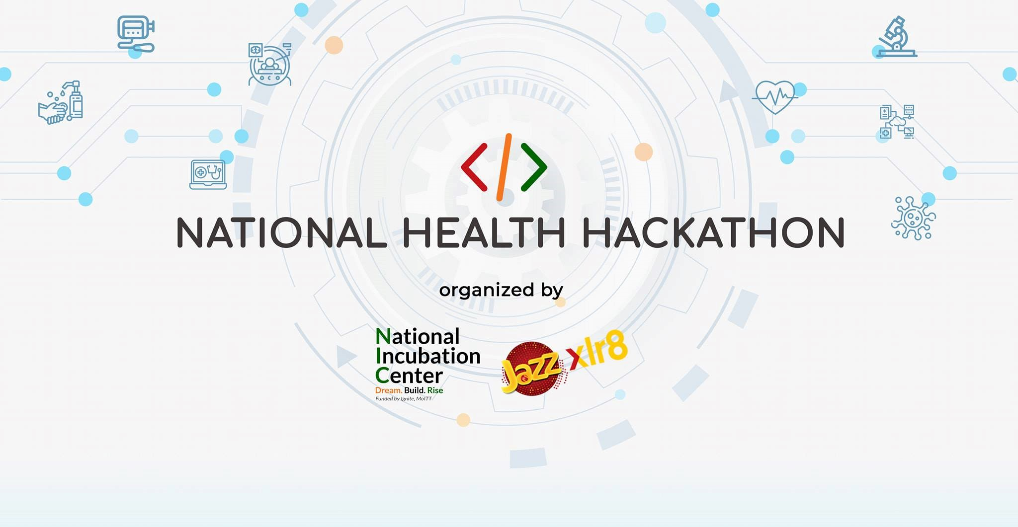 National Health Hackathon Winners