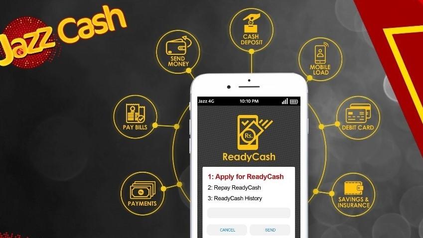 JazzCash Introduces ReadyCash Loan