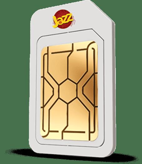 Jazz Super 4G SIM img